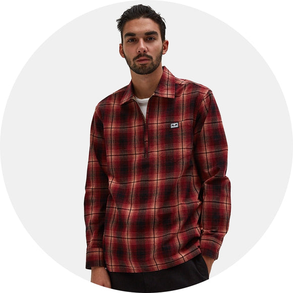 Loose Moves Woven Shirt