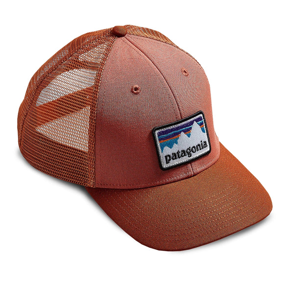 Rusted Shop Patch Lo Pro Trucker Hat