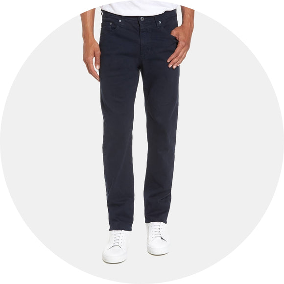 Everett SUD Slim Straight Fit Pant