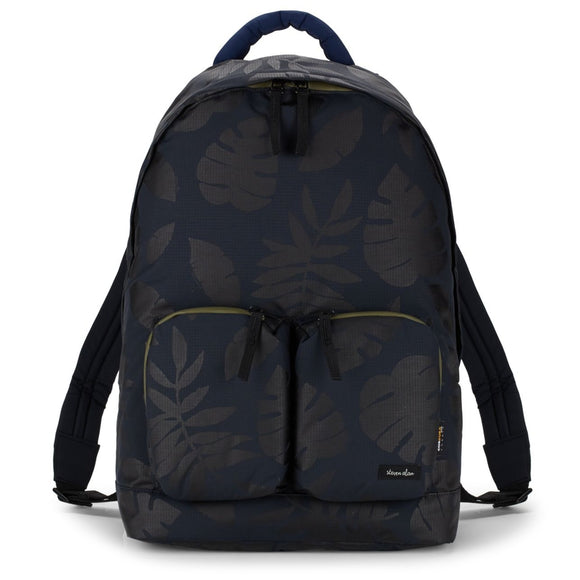 Palm Zippered Backpack