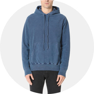 Classic-Fit Hoodie