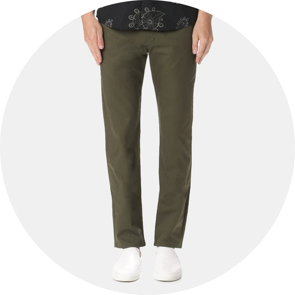 Slim Stretch Twill Chino