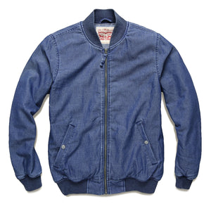 Thermore Denim Bomber