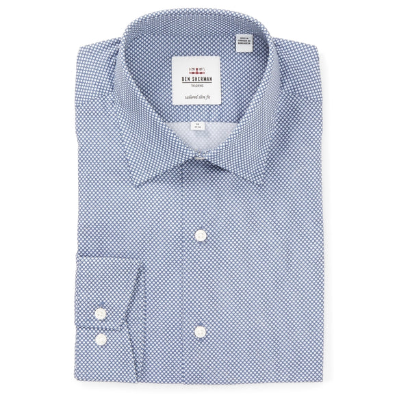 Florentine Slim Fit Dress Shirt