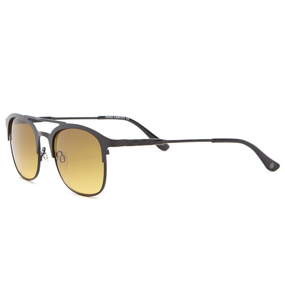 Retro Clubmaster Metal Frame Sunglasses