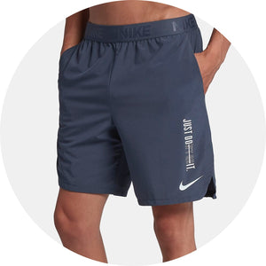 Flex Graphic Running Short