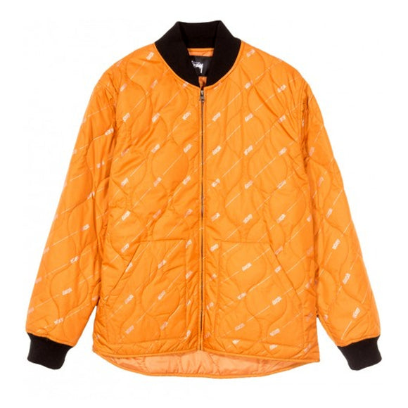 Quilted Work Jacket