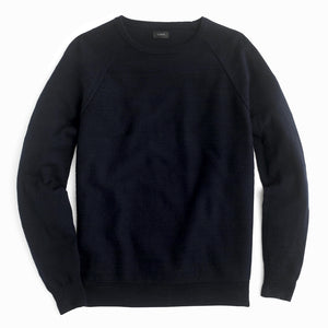 Rugged Cotton Sweater