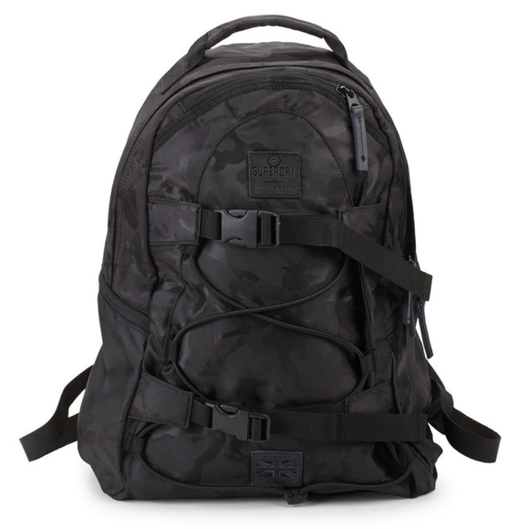 Camo Mega Ripstop Tarp Backpack