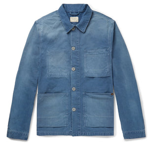 Paul Organic Denim Jacket