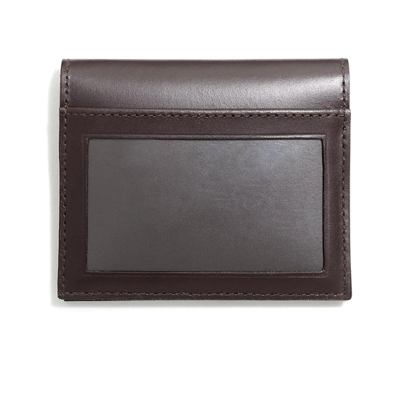 Window Billfold Card Case