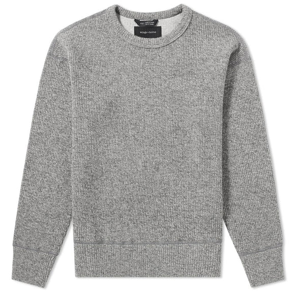 Alpine Crew Neck Sweater