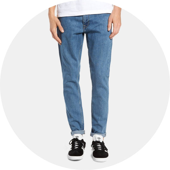 Clark Slim Straight Fit Jeans