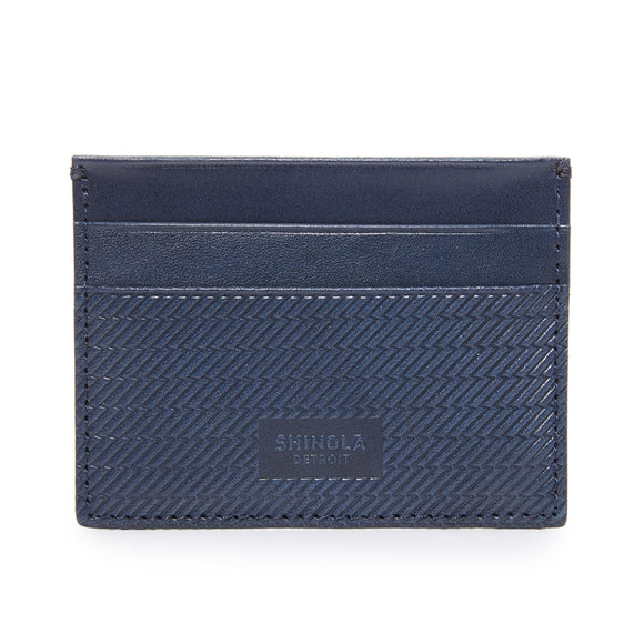Embossed 5 Pocket Card Case