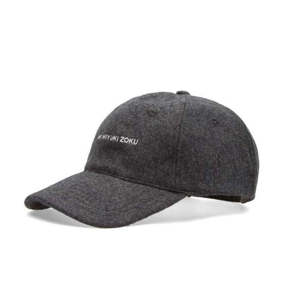 Wool Peak Baseball Hat