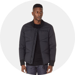 Zionic Down Bomber Jacket