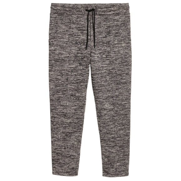 Ankle-Length Jersey Jogger Sweatpants