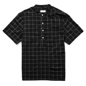 Dimitri Window Pane Short Sleeve Shirt