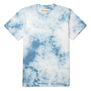 Tie-Dyed Cotton-Jersey Tee