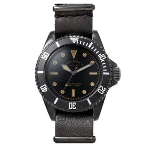 Black Sub Watch