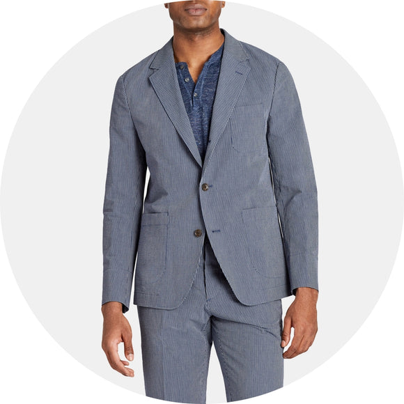Lightweight Italian Cotton Suit