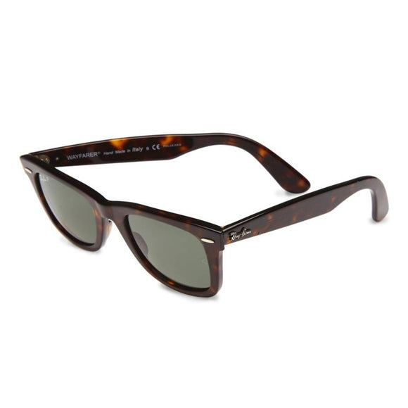 Classic Wayfarer Polarized Sunglasses