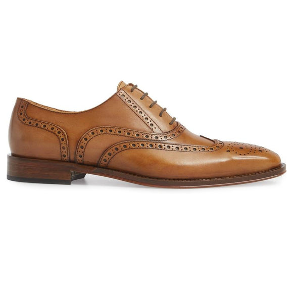 Genova Wingtip Oxford