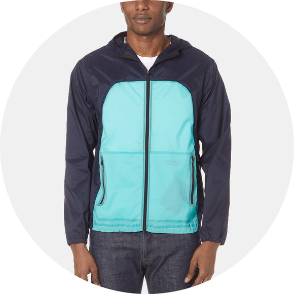 Roemer Packable Windbreaker