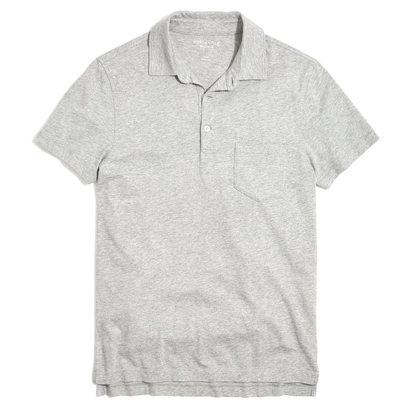 Slim Jersey Cotton Polo