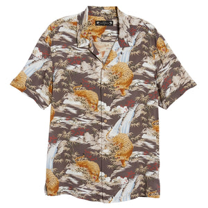 Sumatra Regular Fit Short Sleeve Sport Shirt