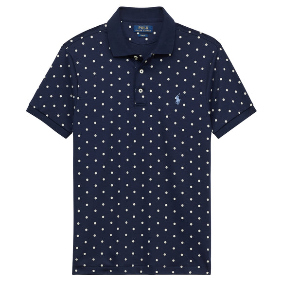 Slim Fit Soft-Touch Cotton Polo