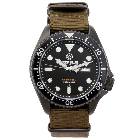 Nato Diver 300 Automatic Watch