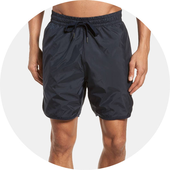 Reversible Gym Shorts