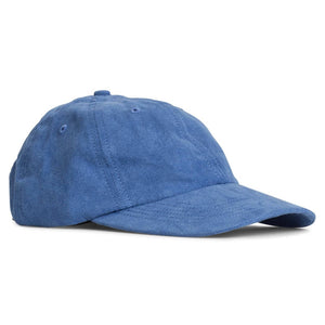 Fake Suede Sports Cap