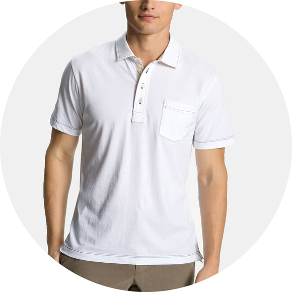 Pensacola Cotton Polo