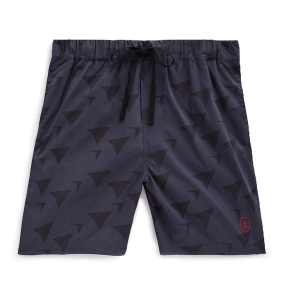 Pyramid Print Swim Short