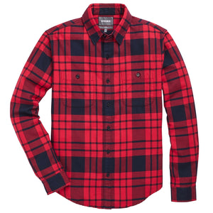 Feel Good Flannel Button-Down Shirt