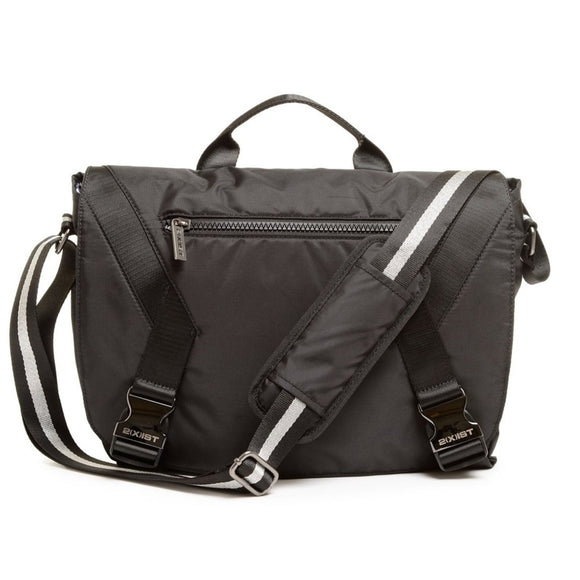 Water-Resistant Messenger Bag