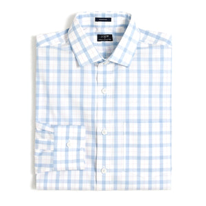 Multi-Check Flex Wrinkle-Free Shirt