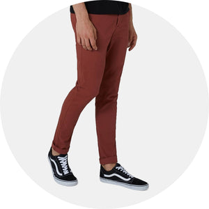 Stretch Skinny Fit Chino