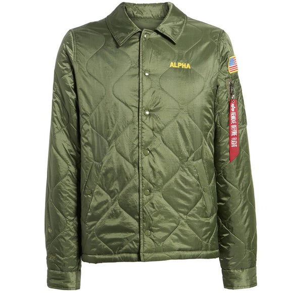 Quilted Storm Cruiser Jacket