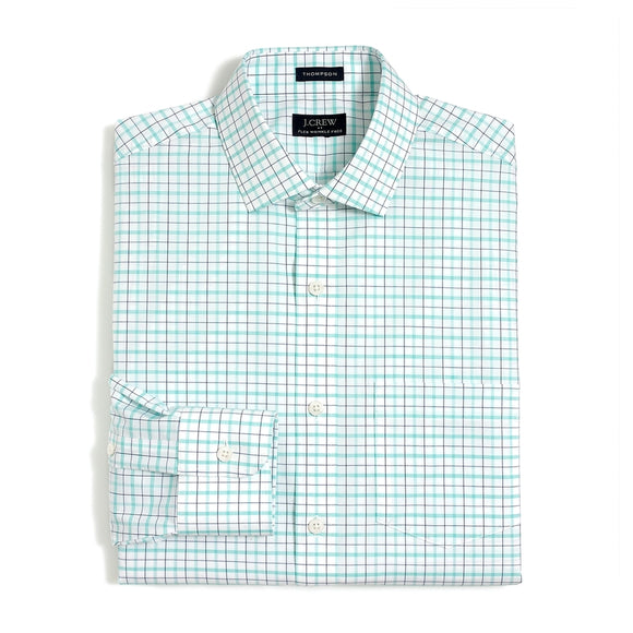 Plaid Flex Wrinkle-Free Shirt