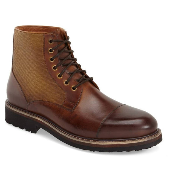 Northstar Cap Toe Boot