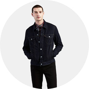 Wellthread Trucker Jacket
