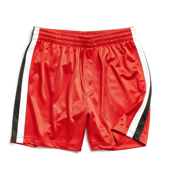 Lucian Side Stripe Mesh Short