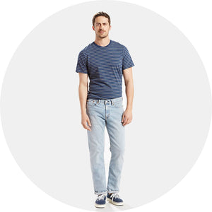 514 Straight Fit Stretch Jean