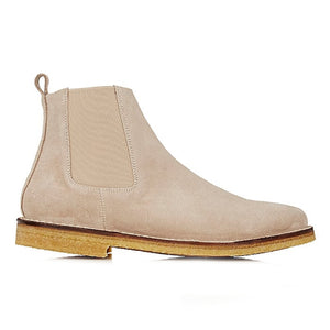 Crepe-Sole Boot