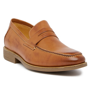 Trulock Leather Penny Loafer