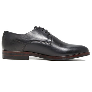 Enrico Plain Toe Lace Up Oxfords