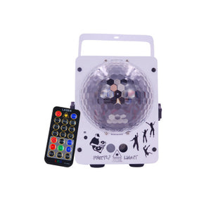 New Audio Control LED Stage Light